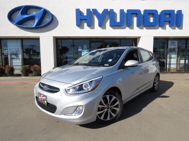 2017 Hyundai Accent 5DR HB SPORT AT Wichita Falls TX