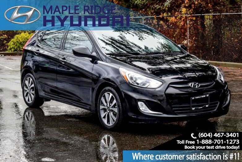 2017 Hyundai Accent 5dr HB Auto SE Maple Ridge BC