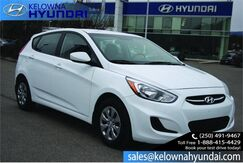 2017_Hyundai_Accent_GL Heated seats/ Bluetooth/ Low Kms/No accident_ Kelowna BC