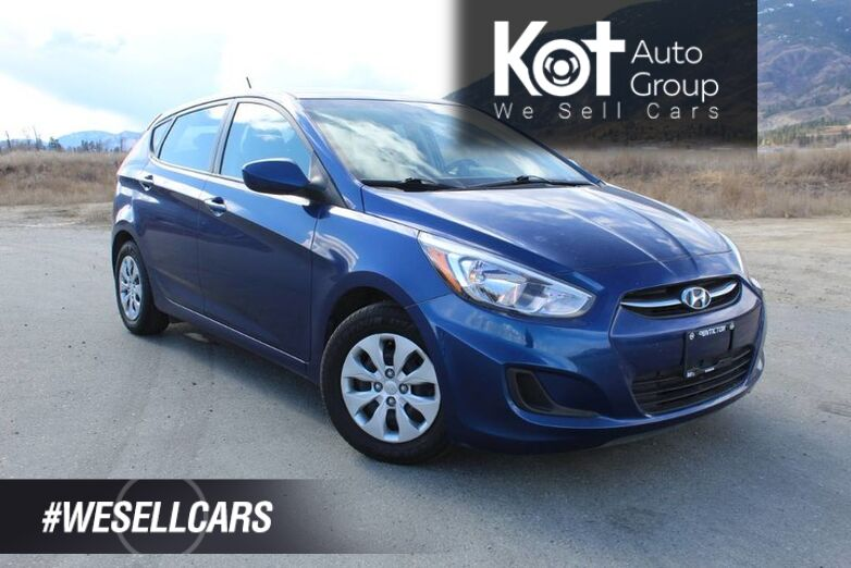 2017 Hyundai Accent GL, ONE OWNER, Low Km's Kelowna BC