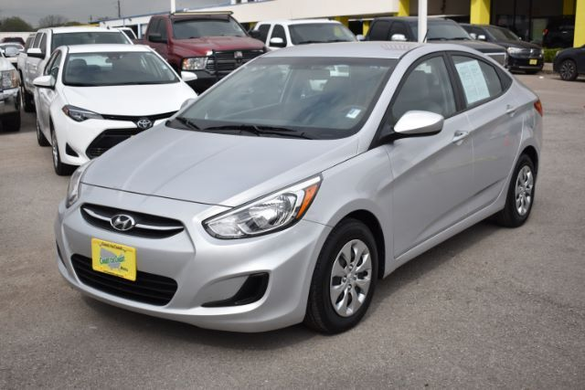 2017 Hyundai Accent SE 4-Door 6A Houston TX