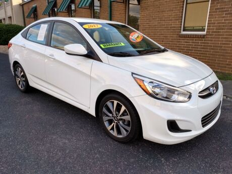 2017 Hyundai Accent SE 4-Door 6A Knoxville TN