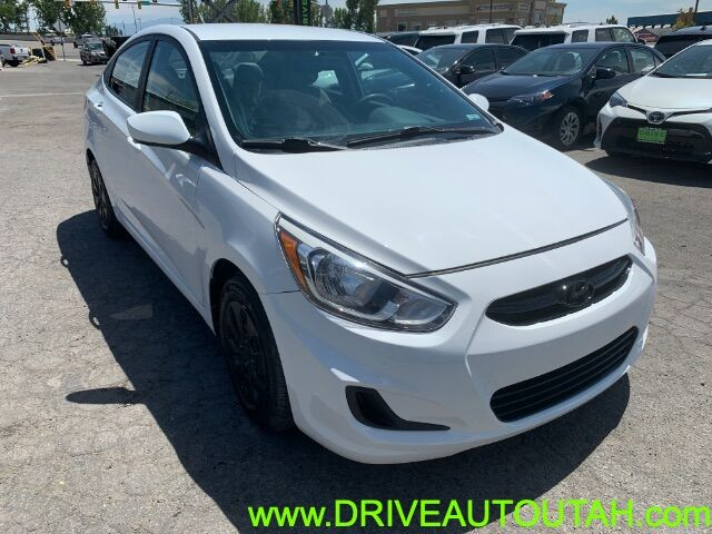 2017 Hyundai Accent SE 4-Door 6A Pleasant Grove UT