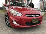 2017 Hyundai Accent SE-$45Wk-Sunroof-HtdSeats-Bluetooth-Cruise-Alloys