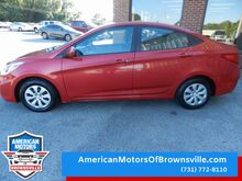 2017_Hyundai_Accent_SE_ Brownsville TN
