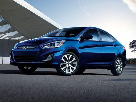 2017_Hyundai_Accent_SE_ Delmar DE