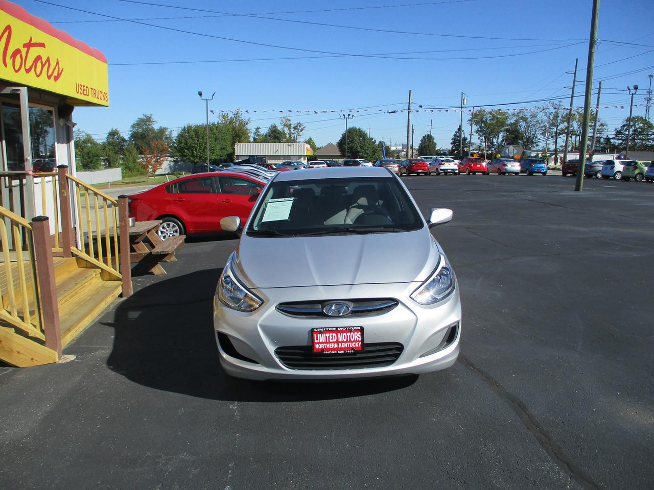 2017 Hyundai Accent SE Florence KY