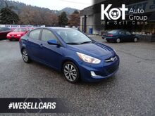 2017_Hyundai_Accent_SE! HATCHBACK! SUNROOF! LOW PAYMENTS! BLUETOOTH!_ Kelowna BC