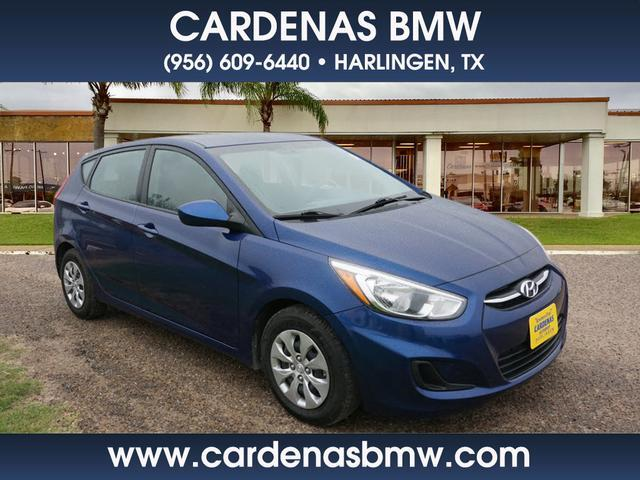 2017 Hyundai Accent SE Harlingen TX