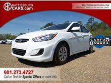 2017_Hyundai_Accent_SE_ Hattiesburg MS
