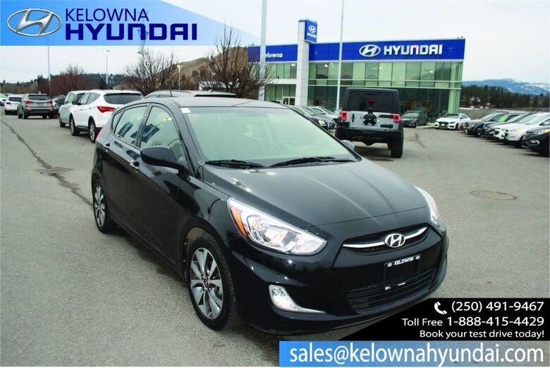 2017 Hyundai Accent SE (Heated Seat , Bluetooth) Kelowna BC