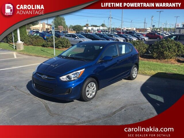 2017 Hyundai Accent SE High Point NC