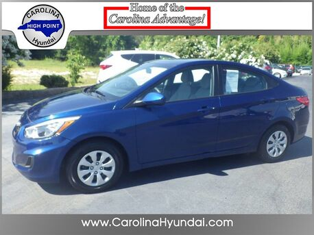 2017_Hyundai_Accent_SE_ High Point NC