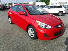 2017_Hyundai_Accent_SE_ Manchester MD