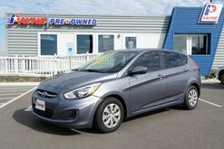 2017_Hyundai_Accent_SE_ Mission TX