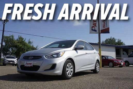 2017 Hyundai Accent SE Mission TX