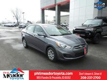 2017_Hyundai_Accent_SE_ Pocatello ID
