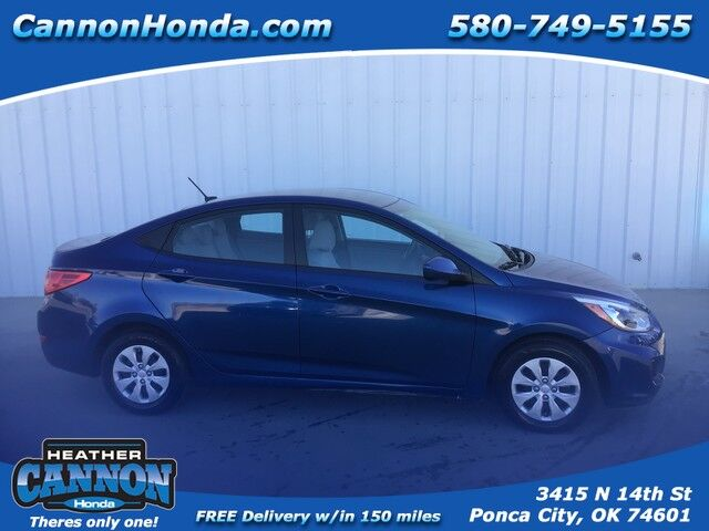 2017 Hyundai Accent SE Ponca City OK