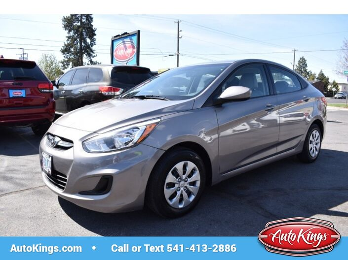 2017 Hyundai Accent SE Sedan Auto Bend OR