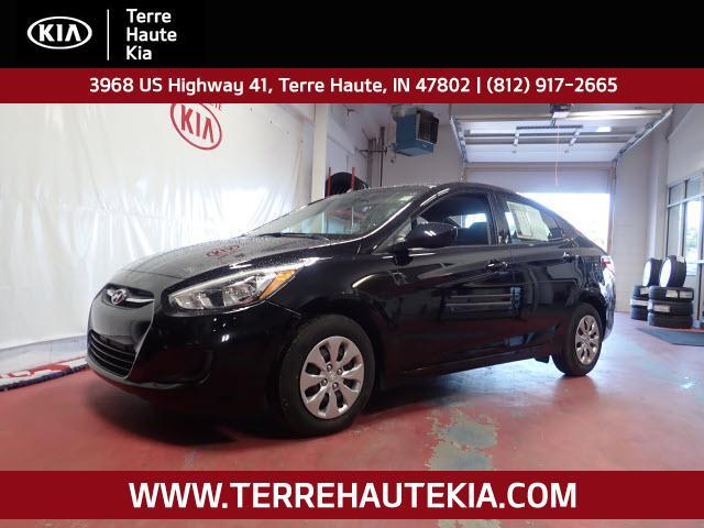 2017 Hyundai Accent SE Sedan Auto Terre Haute IN