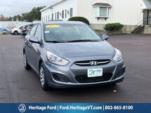 2017 Hyundai Accent SE South Burlington VT