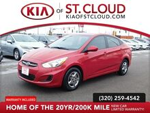 2017_Hyundai_Accent_SE_ St. Cloud MN