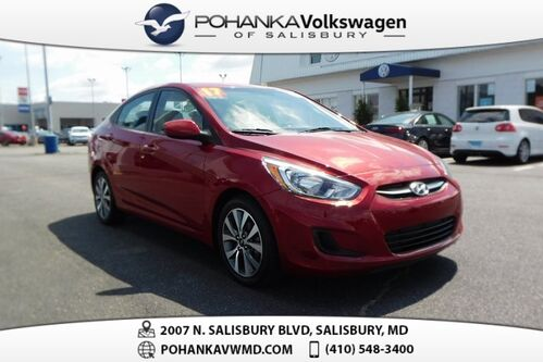 2017_Hyundai_Accent_Value Edition ** GUARANTEED FINANCING ** 36+ MPG **_ Salisbury MD