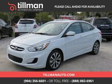 2017_Hyundai_Accent_Value Edition_ Jacksonville FL