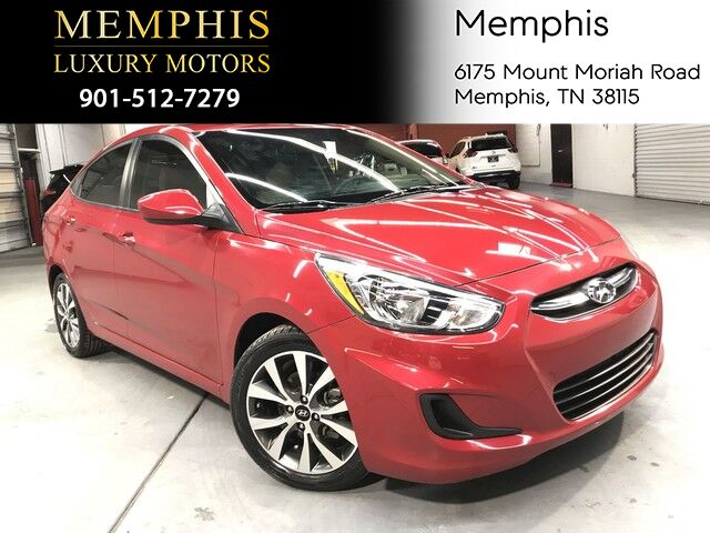 2017 Hyundai Accent Value Edition Memphis TN