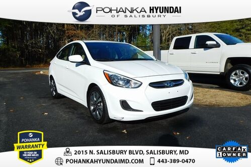 2017_Hyundai_Accent_Value Edition **ONE OWNER**_ Salisbury MD