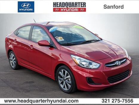 2017_Hyundai_Accent_Value Edition_ Orlando FL