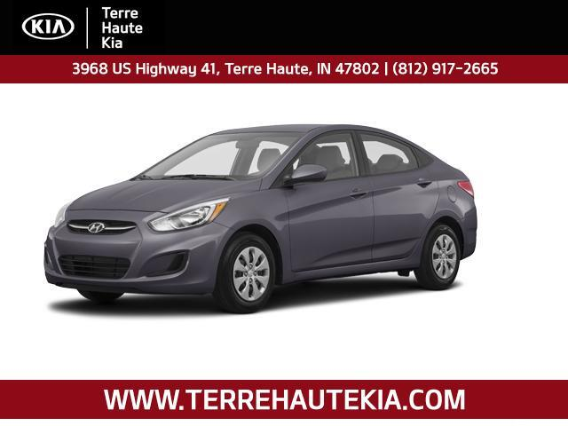 2017 Hyundai Accent Value Edition Sedan Auto Terre Haute IN