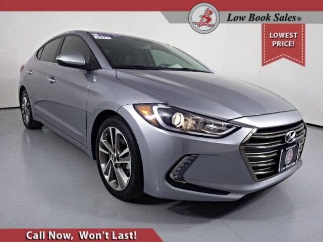 2017 Hyundai ELANTRA Limited Salt Lake City UT