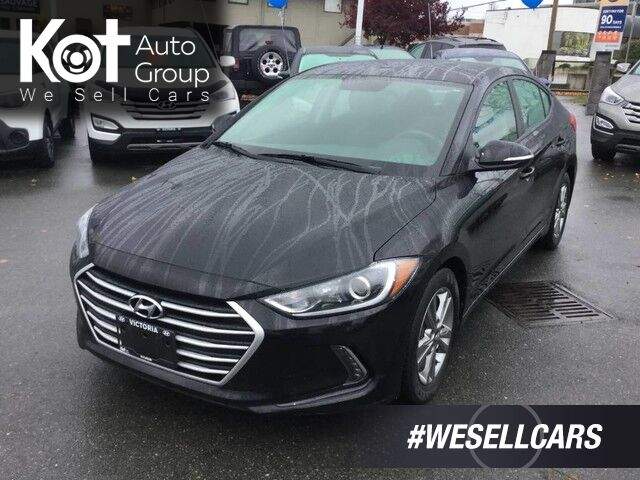 2017 Hyundai Elantra GL Auto Blind-Spot Detection, Heated Steering Wheel Victoria BC