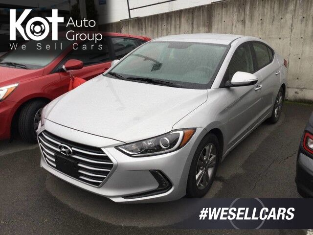 2017 Hyundai Elantra GL Auto Key-less Entry! One Owner Kelowna BC