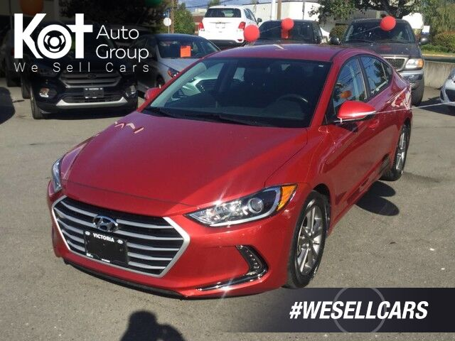2017 Hyundai Elantra GL Auto No Accidents! Great on Gas. Keyless Entry Victoria BC