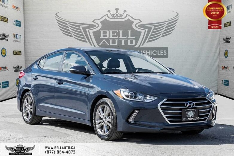 2017 Hyundai Elantra GL, NO ACCIDENT, BACK-UP CAM, BLINDSPOT, LEATHER Toronto ON