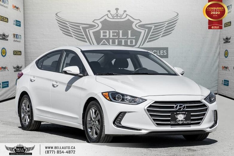 2017 Hyundai Elantra GL, NO ACCIDENT, REAR CAM, B.SPOT, BLUETOOTH Toronto ON