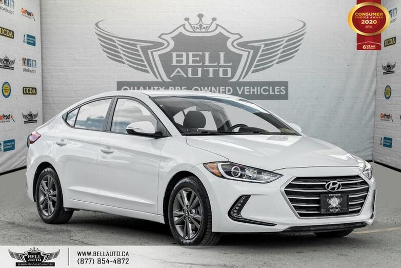 2017 Hyundai Elantra GL, NO ACCIDENT, REAR CAM, HEATED SEAT, SENSORS, BLUETOOTH Toronto ON