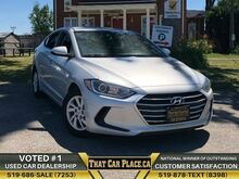 2017_Hyundai_Elantra_GL$55WkHtdStsCruiseBluetoothCleanInteriorAUX/USB_ London ON