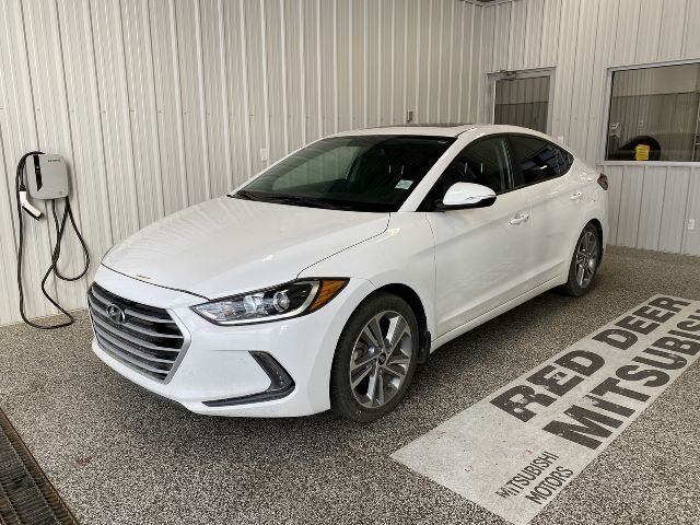 2017 Hyundai Elantra GLS Red Deer County AB