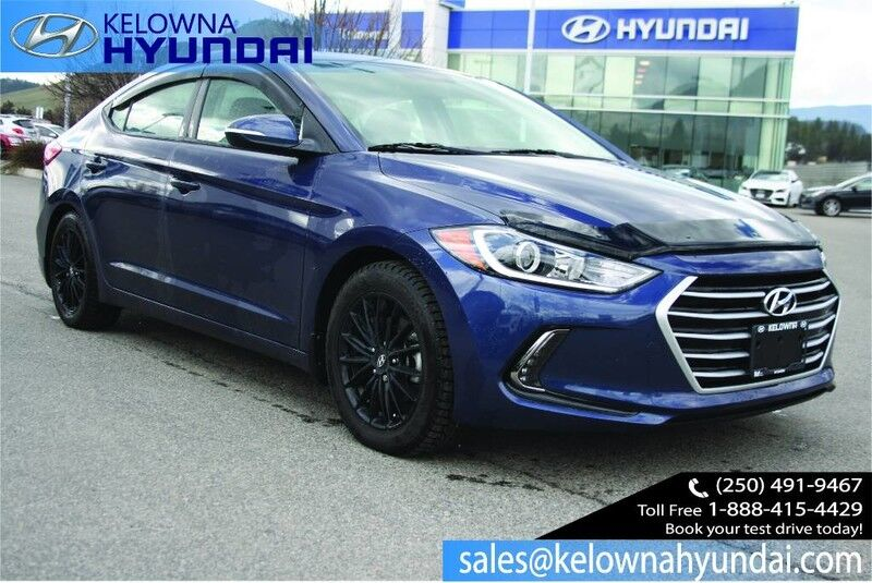 2017 Hyundai Elantra GLS Sunroof,Bluetooth, Heated seats 2 Sets of tires Kelowna BC
