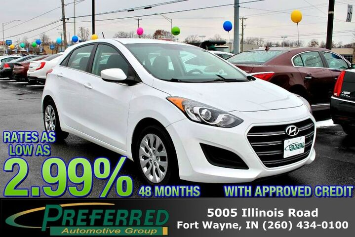2017 Hyundai Elantra GT  Fort Wayne Auburn and Kendallville IN