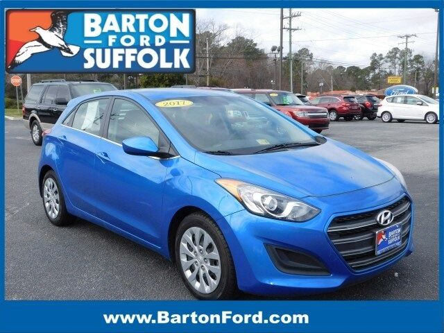 2017 Hyundai Elantra GT Base Suffolk VA