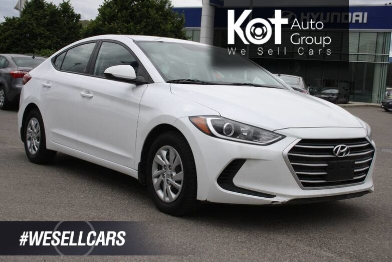 2017 Hyundai Elantra L No accident Kelowna BC