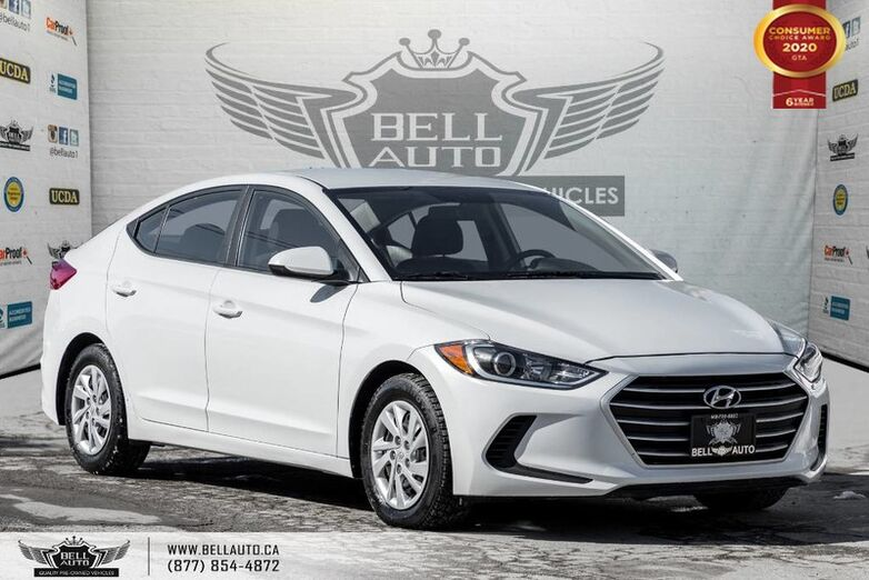 2017 Hyundai Elantra LE, NO ACCIDENT, BLUETOOTH, ECO MODE, HEATED SEAT, TRACTION CNTRL Toronto ON