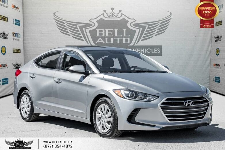 2017 Hyundai Elantra LE, NO ACCIDENT, BLUETOOTH, HEATED SEATS Toronto ON