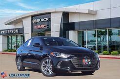2017_Hyundai_Elantra_Limited_ Wichita Falls TX