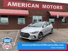 2017_Hyundai_Elantra_Limited_ Brownsville TN