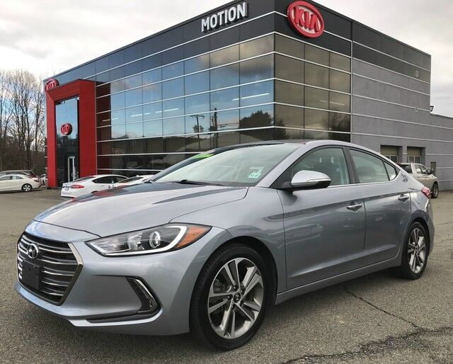 2017 Hyundai Elantra Limited Hackettstown NJ